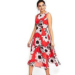 Wallis - Daisy asymetric dress