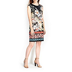 Wallis - Oriental border print tunic