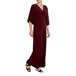 Wallis - Port flare sleeve jumpsuit