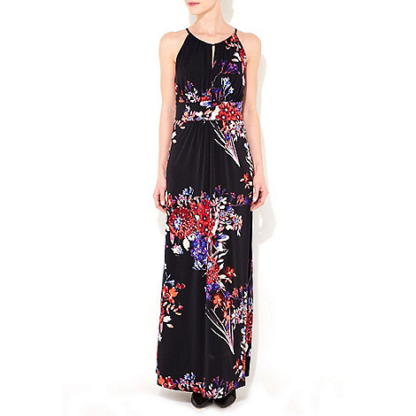 Wallis - Floral printed maxi dress