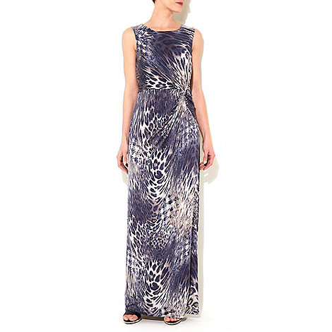 Wallis - Animal print maxi dress