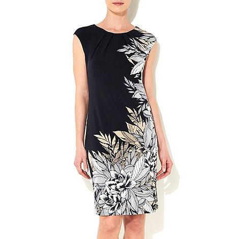 Wallis - Neutral printed tunic dress