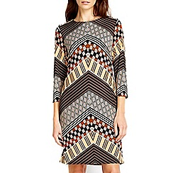 Wallis - Printed tunic dress