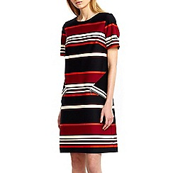 Wallis - Stripe print dress