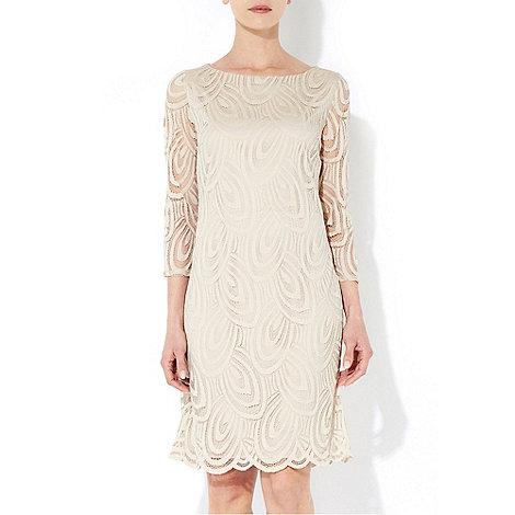Wallis - Stone lace dress