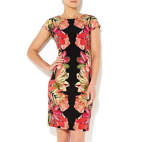 Wallis - Mirror floral print dress