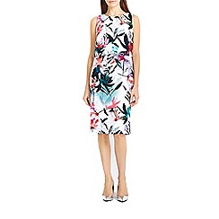 Wallis - Floral print layer dress