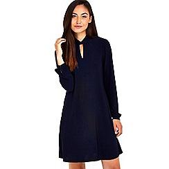 Wallis - Ink swing dress