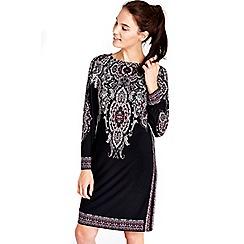 Wallis - Paisley print tunic dress