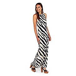 Wallis - Animal printed maxi dress