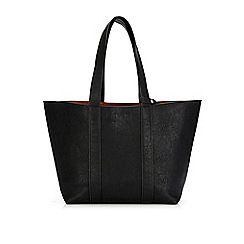 Wallis - Black shopper bag