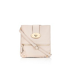 Wallis - Taupe tammy cross body bag