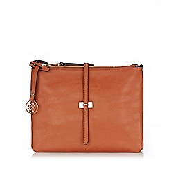 Wallis - Tan hannah cross body bag