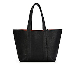 Wallis - Black samantha shopper bag