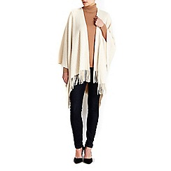 Wallis - White soft rib wrap