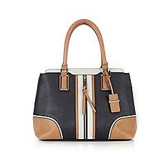 Wallis - Zip tote bag