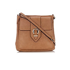 Wallis - Camel cross body bag