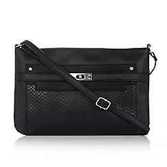 Wallis - Black crossbody bag