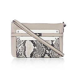 Wallis - Grey crossbody bag