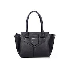 Wallis - Black tote bag