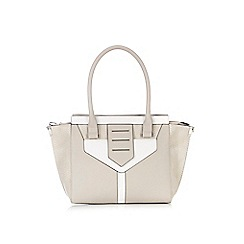 Wallis - Grey tote bag