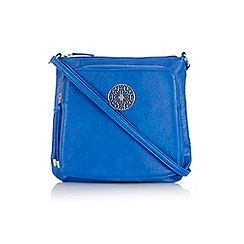 Wallis - Blue cross body bag
