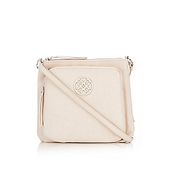 Wallis - Cream crossbody bag