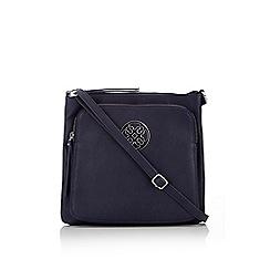 Wallis - Navy crossbody bag