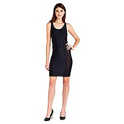 Wallis - Black shapewear dress
