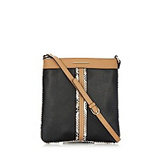 Wallis - Snake print cross body bag