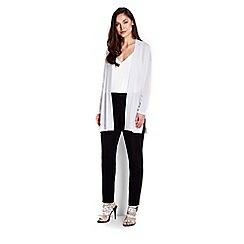 Wallis - Grey kimono cardigan