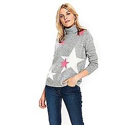 Wallis - Star compact jumper