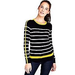 Wallis - Black and white stripe jumper