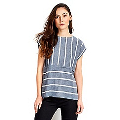 Wallis - Blue striped jumper