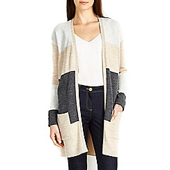 Wallis - Colour block cardigan