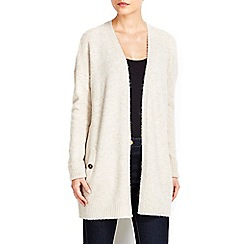 Wallis - Stone compact pocket cardigan