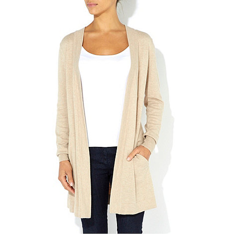Wallis - Stone andorra pocket cardigan