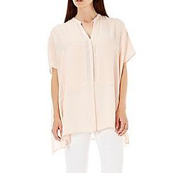 Wallis - Pink kimono shirt