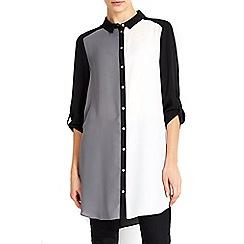 Wallis - Colour block shirt