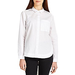 Wallis - White shirt