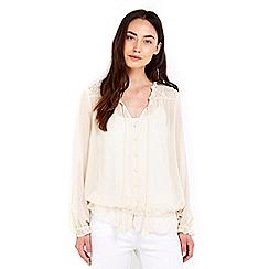 Wallis - Blush romantic blouse