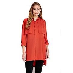Wallis - Rust shirt