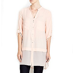 Wallis - Double button shirt