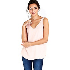 Wallis - Blush v neck cami