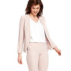 Wallis - Blush tailored jacket