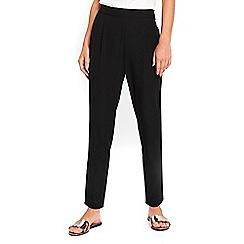 Wallis - Black slim leg trousers
