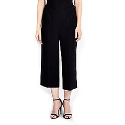 Wallis - Black culotte trouser