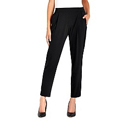 Wallis - Black pull on trouser