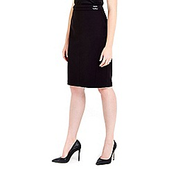 Wallis - Black pencil skirt