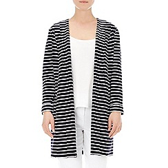 Wallis - Nautical longline jacket